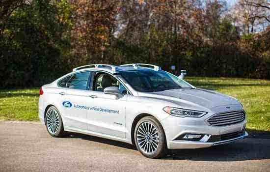 """福特搭第二代自动驾驶系统测试车将现CES"""""""