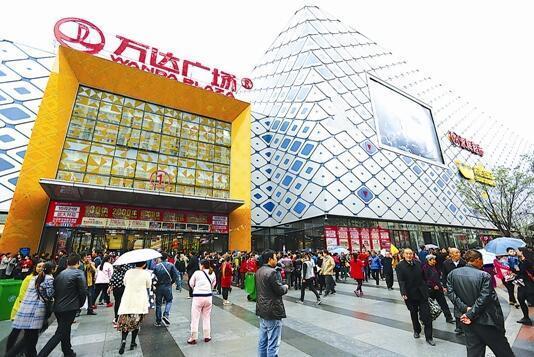 三门峡电影百花齐放市民尽享怪诞实惠的商圈图片