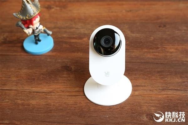 """169元!小蚁新款智能摄像机开箱:算法大升级"""""""
