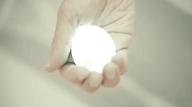 """一块神奇的""""魔法石""""能当手表能导航"""""""