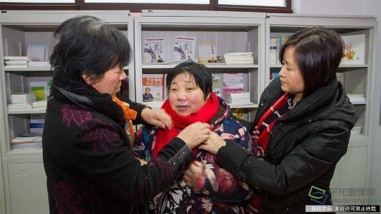 北京长辛店失独家庭从此有了 心灵家园图片