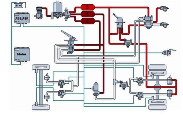 气囊信号输入处理电路