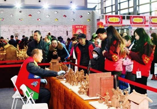 西安年货会昨开幕 全国20多个省市上万年货产品展出