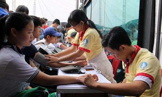 """越南卫生部拟修改献血规定将自愿原则变为""""必须"""""""