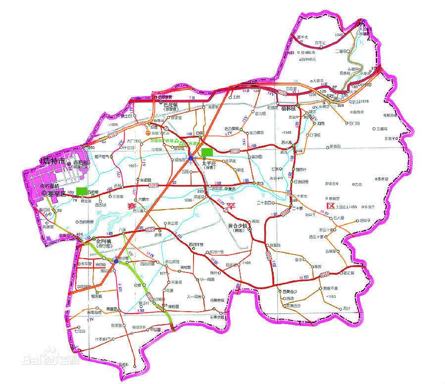 赛罕区经济总量_赛罕区地图