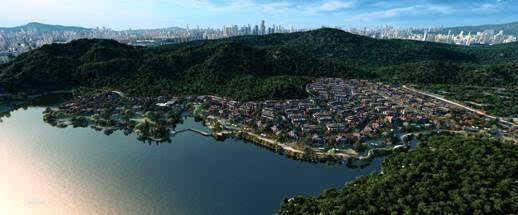 重庆恒大湖山半岛