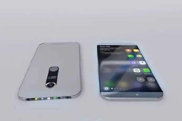 设计师推出诺基亚8概念设计 超高屏占比搭载骁龙835平台