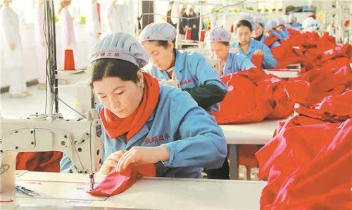 一夜春风来 万树梨花开  第二次中央新疆工作座谈会以来我区纺织服装产业发展成就综述