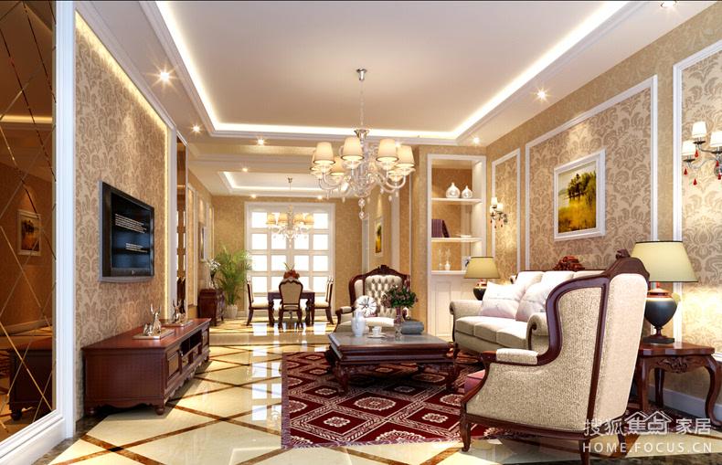 卧室以深色为主调的设计风格