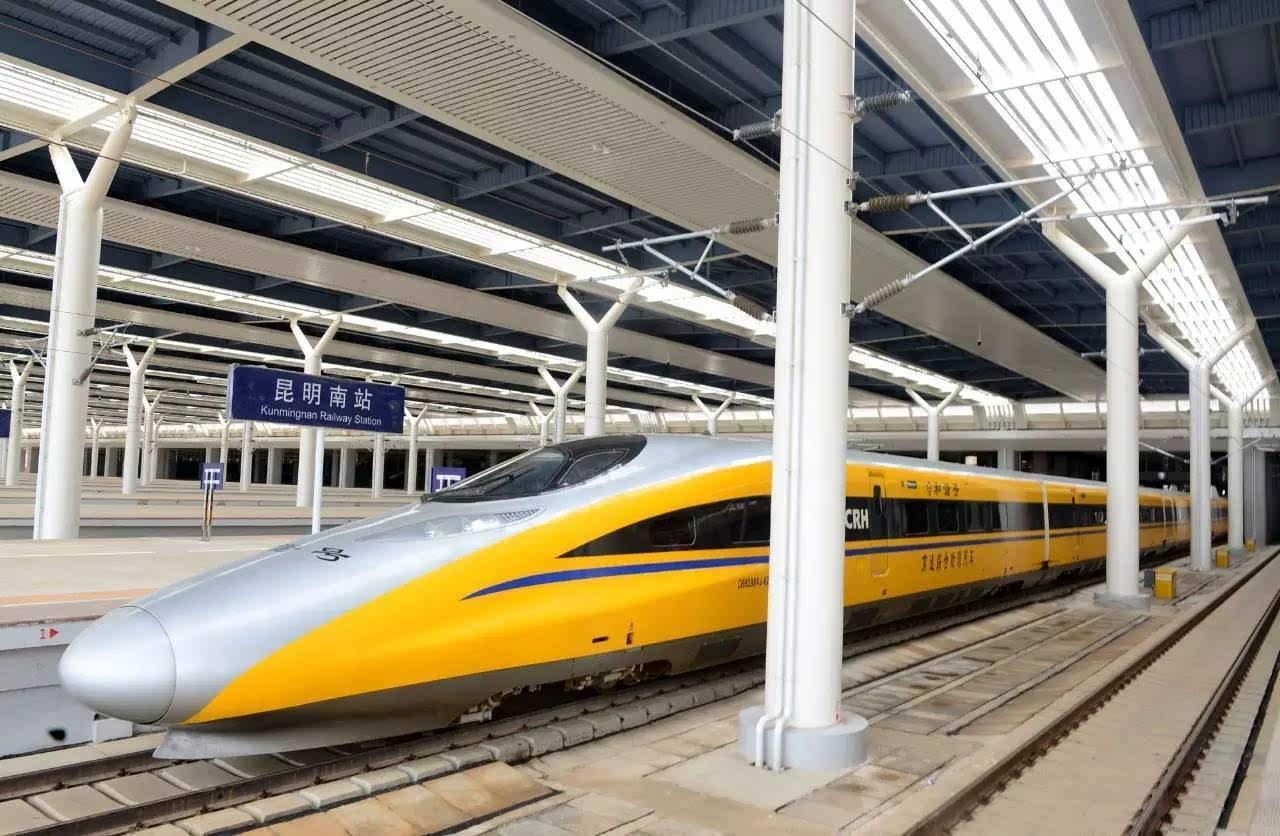 福州到贵州高铁线路图