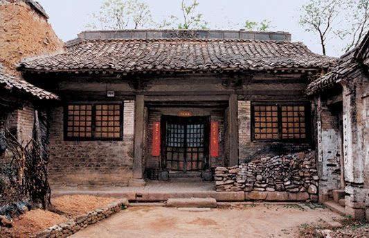 现存年代最早的土木结构民居建筑——姬氏民居,位于山西省高平市市区