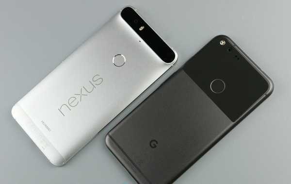 谷歌Pixel与Nexus 的UI比较:差异不大的照片 - 1
