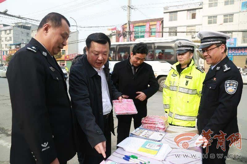 春节期间安康警方出动警力12097人次