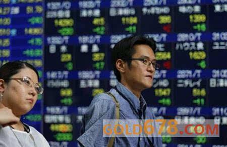 [亚股收盘]亚洲大部分股市收跌,投资者亲密关注美国工作报告