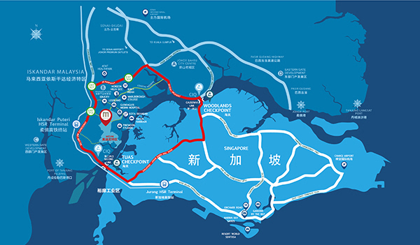 中国开发商新山淘金改变了马来西亚整个房地产业