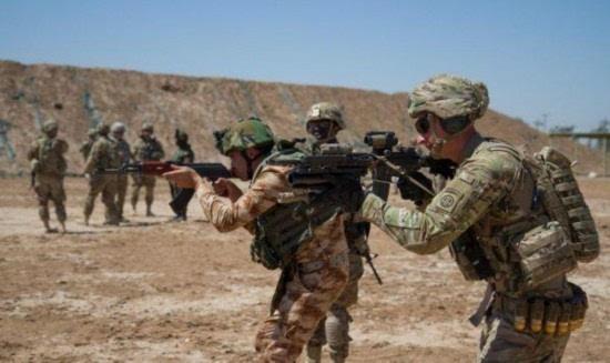 五角大楼欢迎特批伊拉克人赴美:他们冒险为美军服务