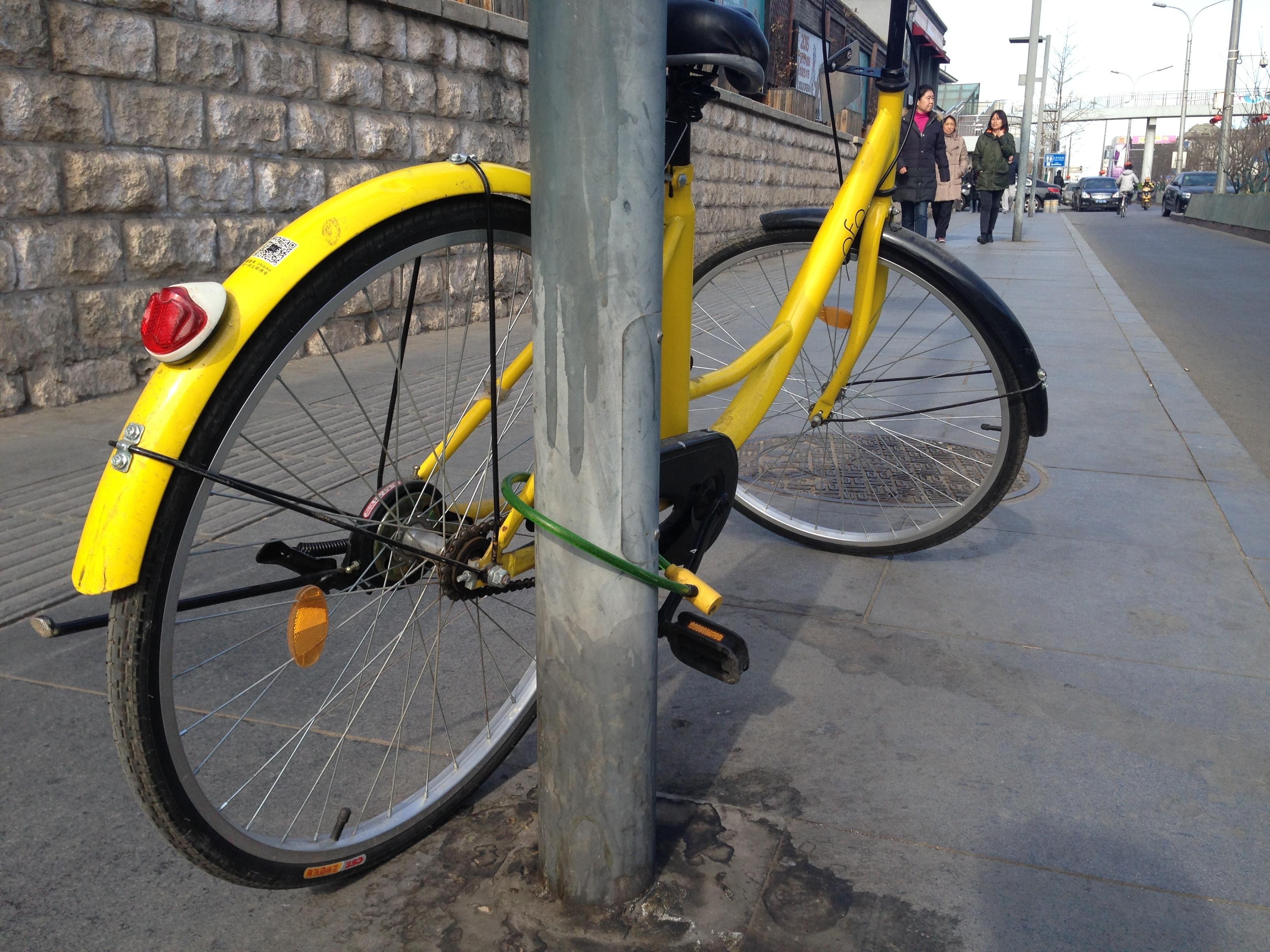 近期深圳成都上海等地已开始对共享单车进行规范管理.
