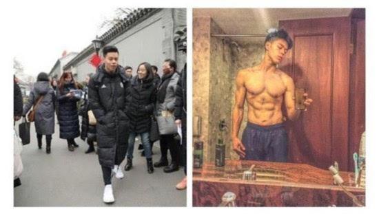 2017年艺考开考 王俊凯素颜亮相(图)