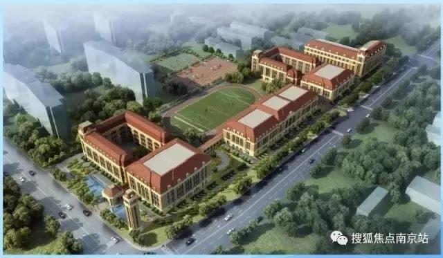 深业滨江半岛和中冶盛世滨江两项目相近,规划引进小学为拉萨路小学方