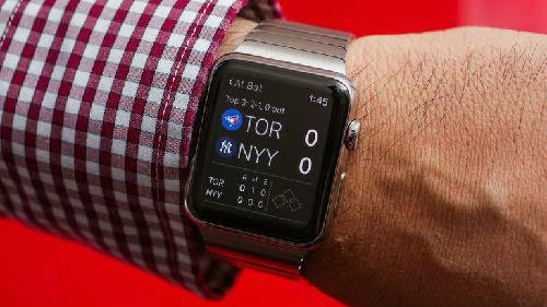 苹果新专利曝光 未来Apple Watch用户握手可交换信息