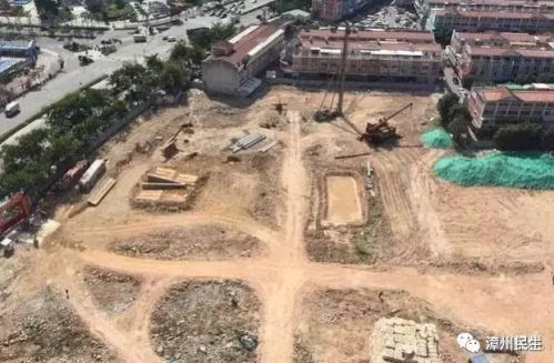 漳州第一高楼节后破土 主体建筑高度150米