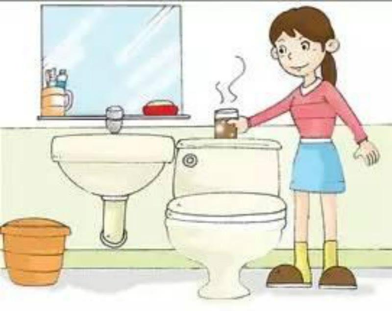 不喜欢去厕所看到别人_看到厕所就想尿_看到不喜欢的人怎么办