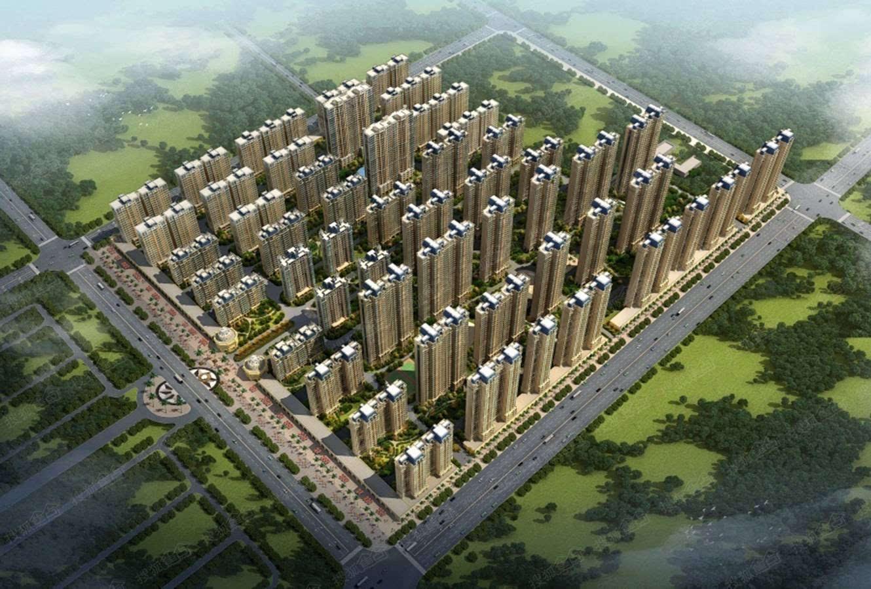 大彭镇新社区规划图