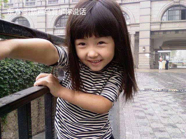 她8岁成冯女郎11岁获百花奖,被称演戏神童越长越美