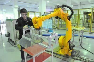 苏州大学机器人产业研究院助力海安制造业升级