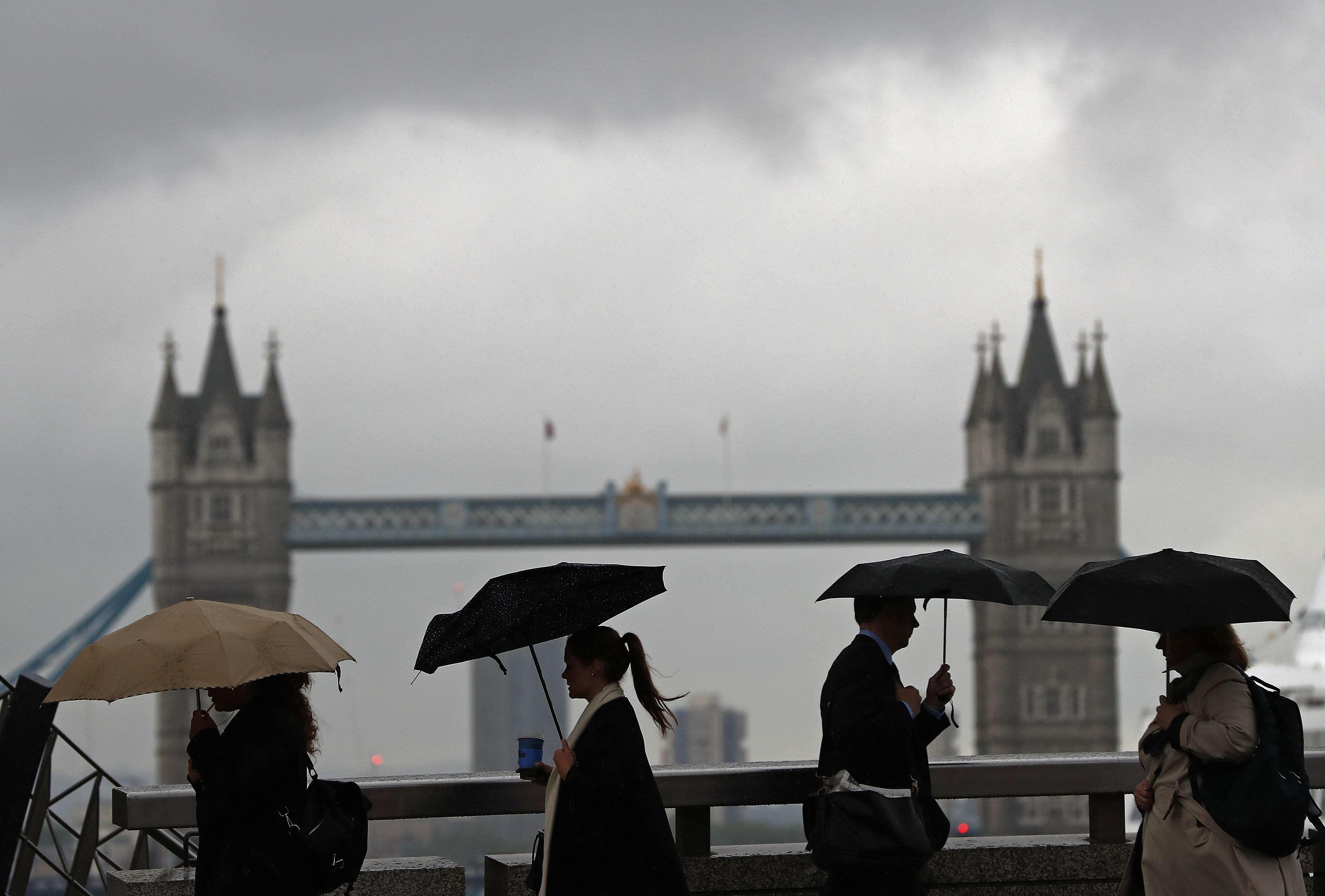 """伦敦塔桥的""""智慧"""""""