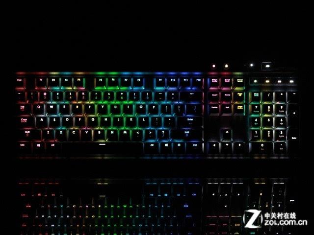 500元之內適合DNF的Cherry黑軸機械鍵盤