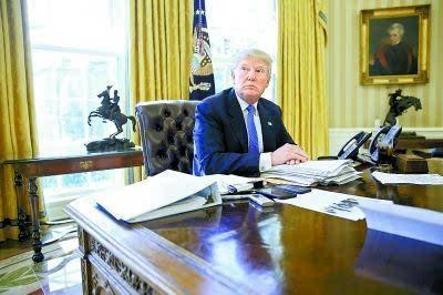 特朗普:要加强美国核武库建设