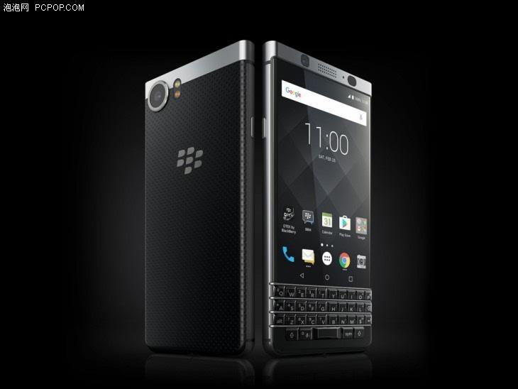TCL于MWC2017发布BlackBerryKEYone
