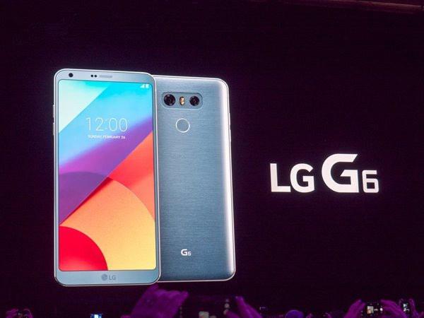 官方释疑为何LGG6没曲面屏:怕摔坏