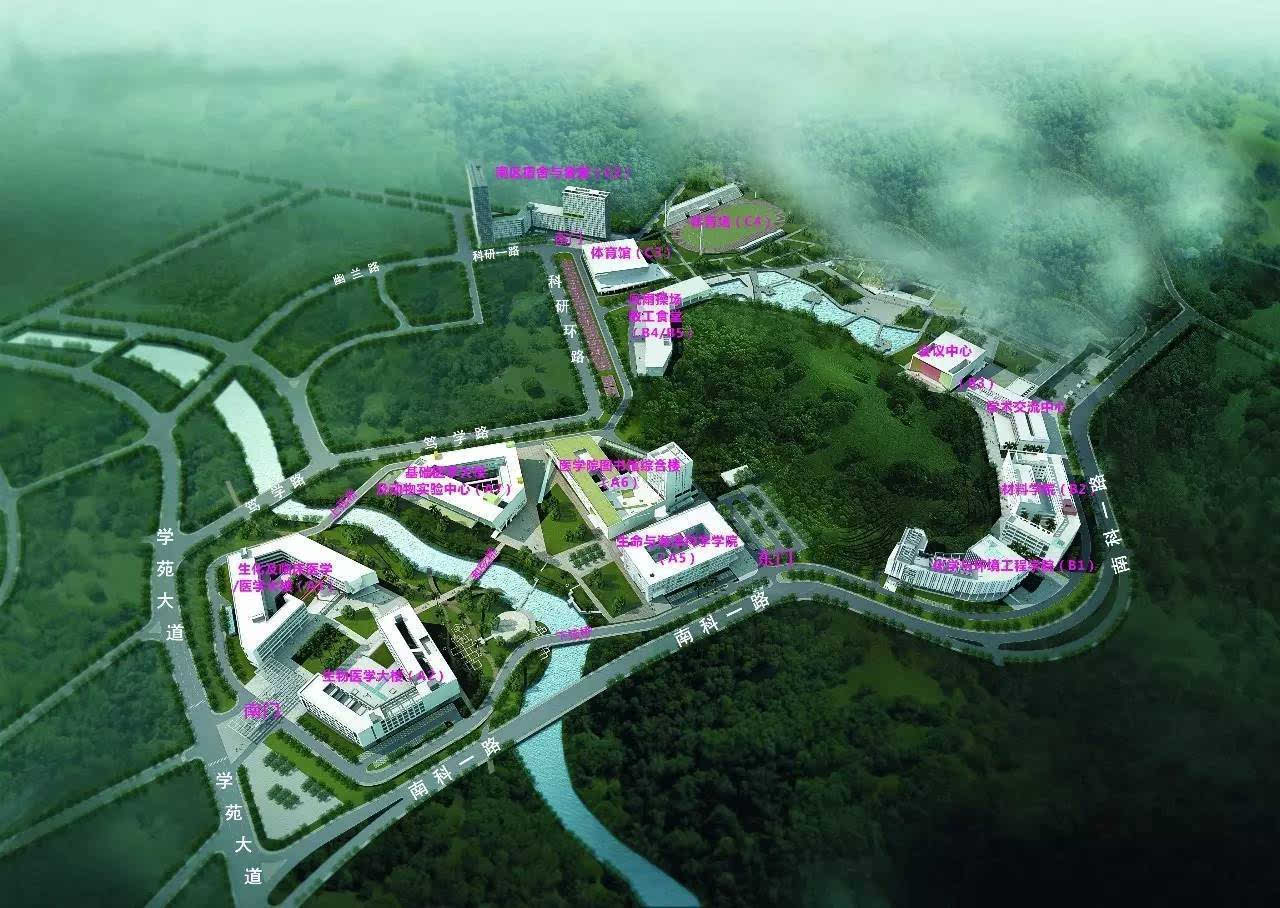 永州玫瑰湾片区规划图