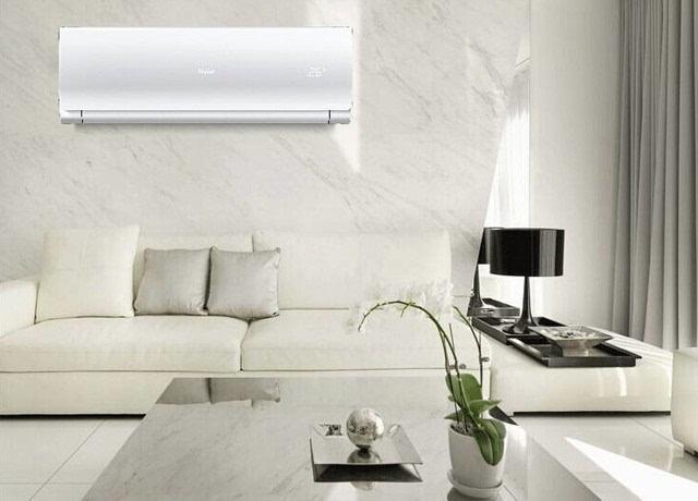 空调,是一整套空气调节系统解决方案,通过一台室外机连接多台室内机