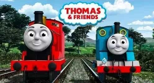 """小火车只要不""""污"""",就变成了恐怖故事图片"""