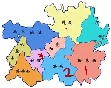 贵州北盘江地图