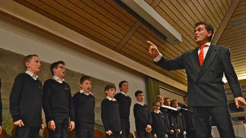 慕尼黑童声合唱团中国首秀 天籁童声挑战 布兰诗歌
