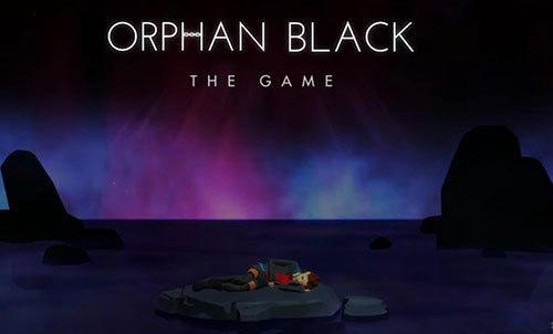 基于影视剧改编《黑色孤儿》衍生游戏公布