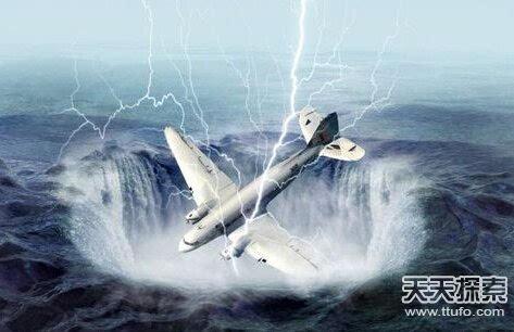 现!幽灵飞机之谜
