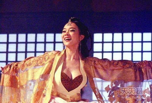 中国历史上十大美女:西施第四第一是她