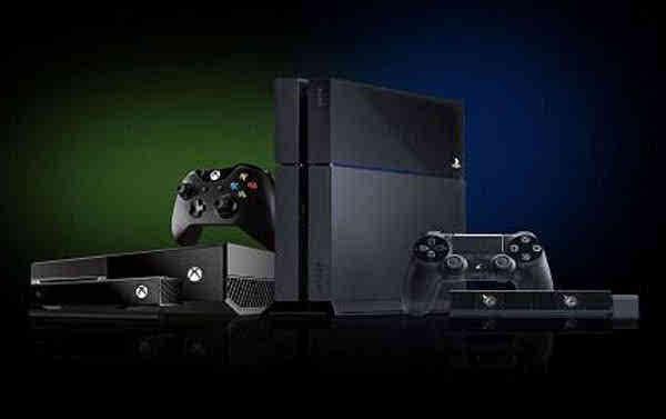全球主机销量排名:索尼PS4 51%份额默秒全的照片 - 1