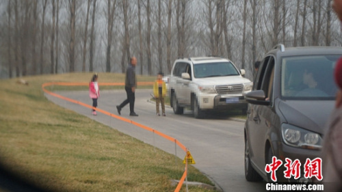 北京野生动物园白虎区有游客下车?爆料者透露细节