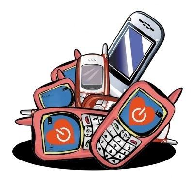苹果手机电路  漫画