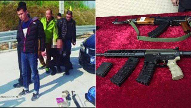 富二代玩枪建工厂 竟只是为了玩枪?