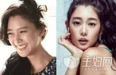 《情圣》里的韩国女演员 李成敏个人资料整容前后照片