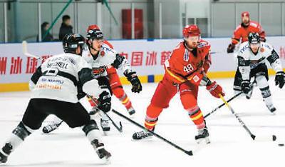 想问一下这个冰球突破中国的最大奖