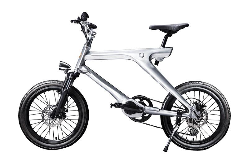 产品设计新颖,结构合理,性能优越,技术先进的全新自行车或电动车整车