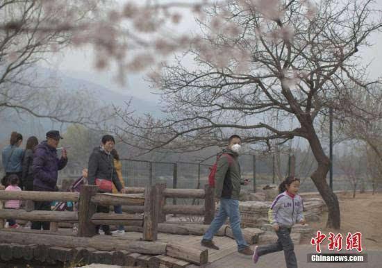 """3月28日起京津冀及周边或出现中度及以上污染"""""""